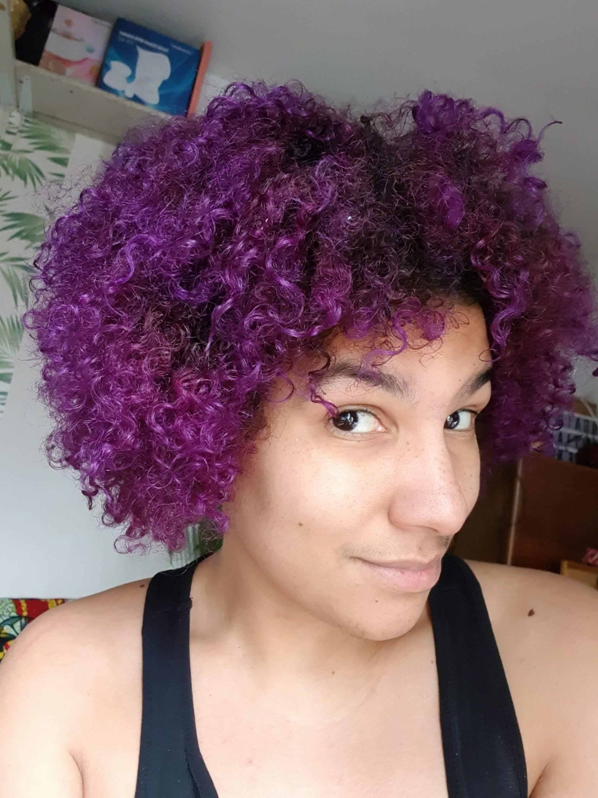 Purple Fro, Bro